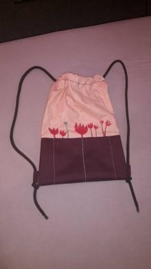 Batohy - maľovaný batôžtek - 10003651_