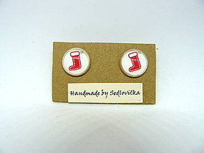 Náušnice - Santove čižmy - 10004202_