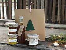 """Potraviny - Vianočná darčeková krabička """"grande"""" - 10003884_"""