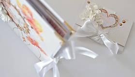 Papiernictvo - Svadobná obálka na peniaze - 10001800_
