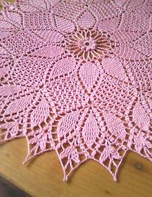 Úžitkový textil - Obrus č. 10 - 10002290_