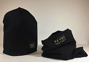 Detské čiapky - Čiapka dvojvrstvová - Revel - 10001599_