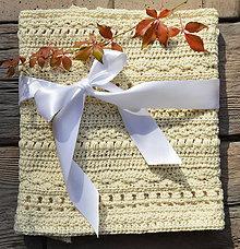 Textil - vlnená deka-detská - 10002415_