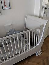 Nábytok - Detská postieľka s obrázkami - predaná - 10002543_