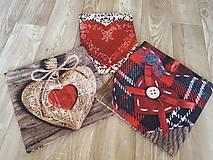 Úžitkový textil - utierky alebo panely na ušitie vankúšov - 10002484_