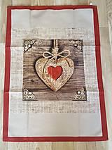 Úžitkový textil - utierky alebo panely na ušitie vankúšov - 10002486_
