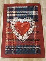 Úžitkový textil - utierky alebo panely na ušitie vankúšov - 10002487_
