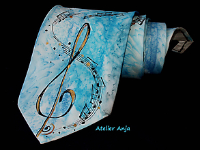 Doplnky - Hodvábna kravata - 10003842_