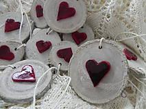 Dekorácie - Vianočná sada - linecké koláčiky:-) - 10005673_