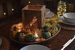 Svietidlá a sviečky - Lampáš - vážka - 10006291_