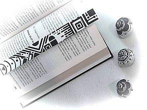Knihy - Záložka do knihy -