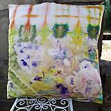 Príchuť dobrej nálady-batikovaná obliečka