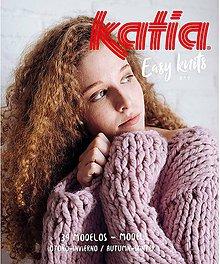 Návody a literatúra - Časopis KATIA EASY KNITS 7 - 10006875_