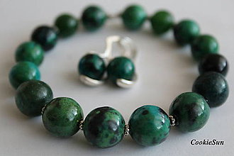 Sady šperkov - Sada Chryzokol - 10007706_