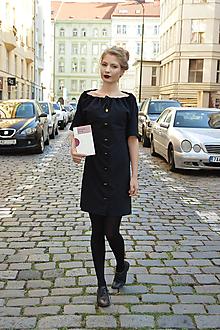 Šaty - Šaty a sukňa v jednom - 10005911_