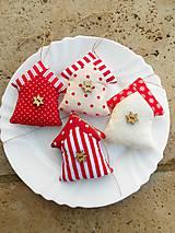 - Vianočná dekorácia - domček, chalúpka - 10007335_