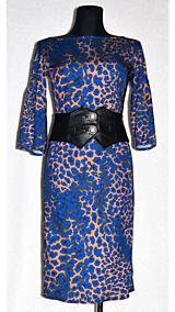Šaty - Šaty so zvieracou potlačou - 10005868_