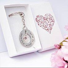 Kľúčenky - Kľúčenka najlepšia mama na svete zľava 5€ - 10006956_