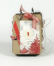 Papiernictvo - Adventný kalendár pre básnikov chalupárov - 10006159_