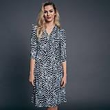 Šaty - Zavinovacie bodkované šaty - 10009288_