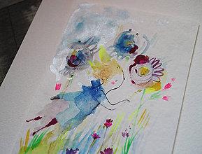 Kresby - Na Lumurmu víly - 10010878_