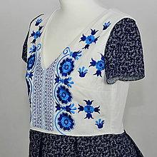 Šaty - Modré - 10008121_