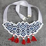 Náhrdelníky - ornament - 10008943_