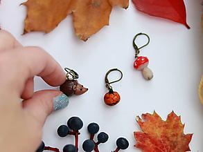 Iné šperky - Stitch marker - označovač očiek - rôzne motívy AUTUMN - 10009454_