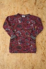 Detské oblečenie - Šaty Girl Gang - 10008278_