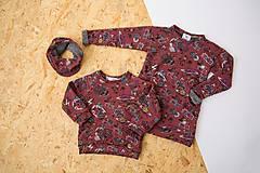 Detské oblečenie - Šaty Girl Gang - 10008280_