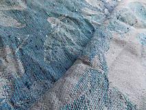 Textil - Luluna Lathyrus Indigo - 10009919_
