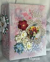 Papiernictvo - album svadobný ľudový - 10008779_