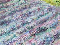 Obrazy - Provensálsko / Lavender Field - Originál - 10008545_