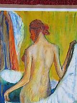 Obrazy - Po kúpeli / After Bath - Originál - 10009838_