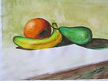 Obrazy - Ovocie / Fruits - Originál - 10010091_