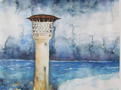 Maják / Lighthouse - Originál