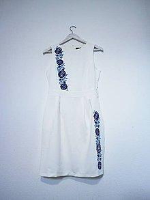 a1c900938af0 Šaty - Dámske spoločenské šaty s ručnou maľbou - 10009464