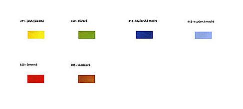 Obuv - Saténové šnúrky do topánok, š. 1 cm (studená modrá) - 10009595_