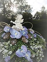 Dekorácie - spomienková dekorácia - 10015126_