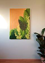 Obrazy - Obraz Gold Garden - 10016291_