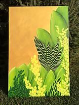 Obrazy - Obraz Gold Garden - 10016295_