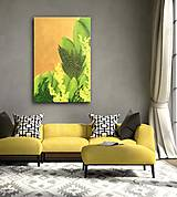Obrazy - Obraz Gold Garden - 10016296_