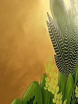 Obrazy - Obraz Gold Garden - 10016297_