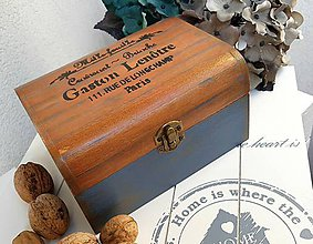 Krabičky - Krabička - 10014497_