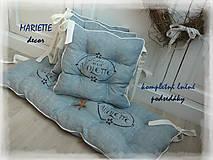 Úžitkový textil - Lněné podsedáky COASTAL - 10016228_
