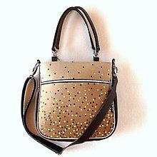 Veľké tašky - Big Sandy - Ombre - Béžovohnedá - 10015296_