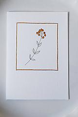 Papiernictvo - Pohľadnica // Nežná jeseň I. - 10013818_