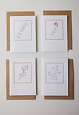 Papiernictvo - Pohľadnica // Nežná jeseň I. - 10013821_