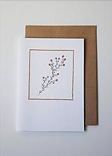 Papiernictvo - Pohľadnica // Nežná jeseň II. - 10013877_