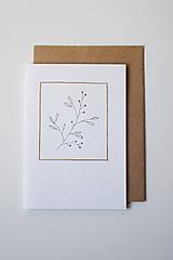 Papiernictvo - Pohľadnica // Nežná jeseň IV. - 10013934_